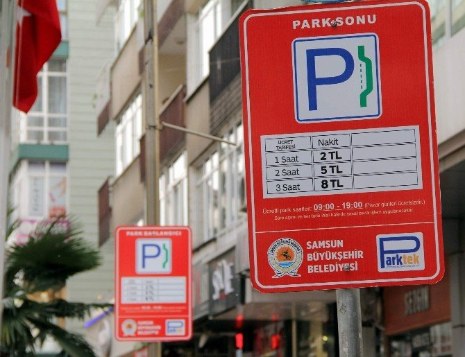 Mahkemeden Parkomat Kararı