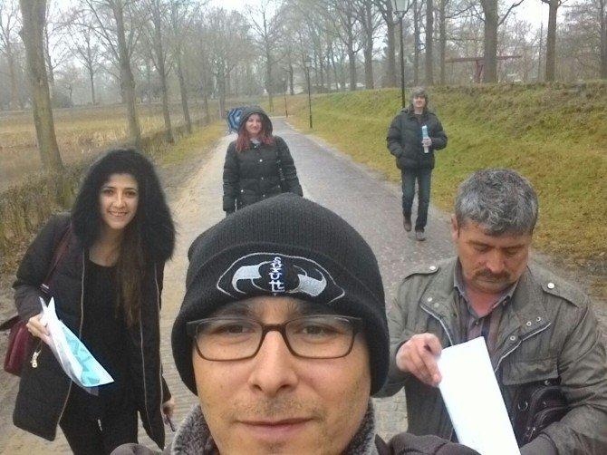 Hollandada Öğreniyorlar, Köşk'te Öğretecekler