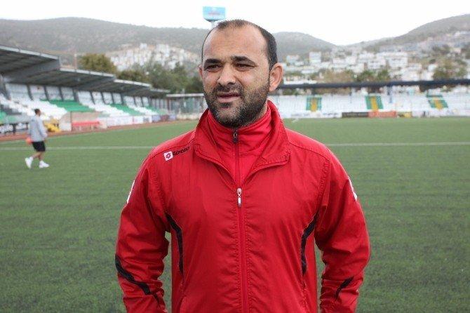 Bodrumspor, Kahramanmaraş Belediyespor'u Konuk Edecek