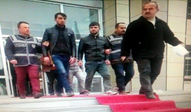 Tatvan'da 3 kişi hırsızlıktan tutuklandı