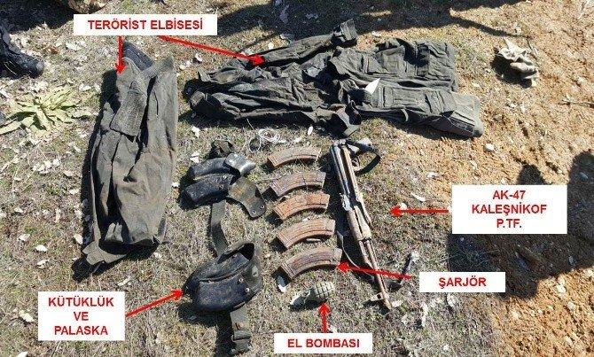 Şanlurfa'da Ele Geçirilen Patlayıcılarda Dikkat Çeken Ayrıntı