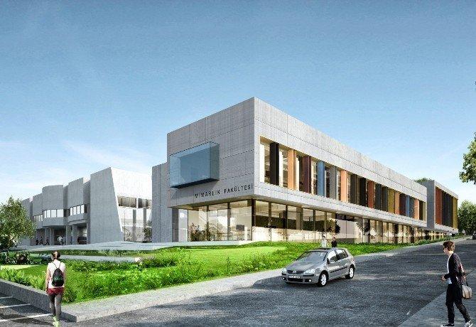 Büyükşehir'den Uludağ Üniversitesi'ne Mimarlık Fakültesi