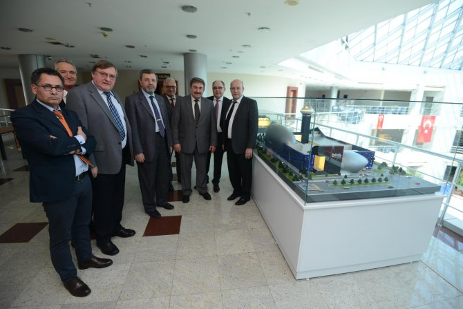 Almanlar'dan Gökmen Uzay Havacılık Eğitim Merkezine tam not
