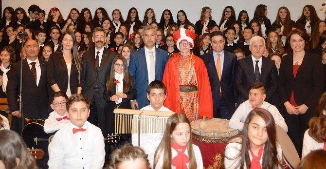 """""""250 Çocuk Yürekten 250 Bin Ruha Nefes"""" Dinletisi"""