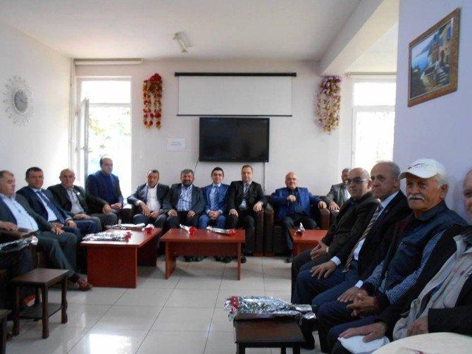 Çaycuma'da Huzurevi Yaşlıları Unutulmadı