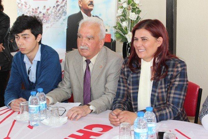 Çerçioğlu, Nazilli'de Valiye Yüklendi