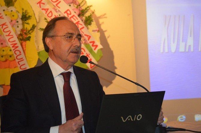 Eski Bakan Akçalı'dan Risale-i Nur Işığında Müspet Hareket Konferansı