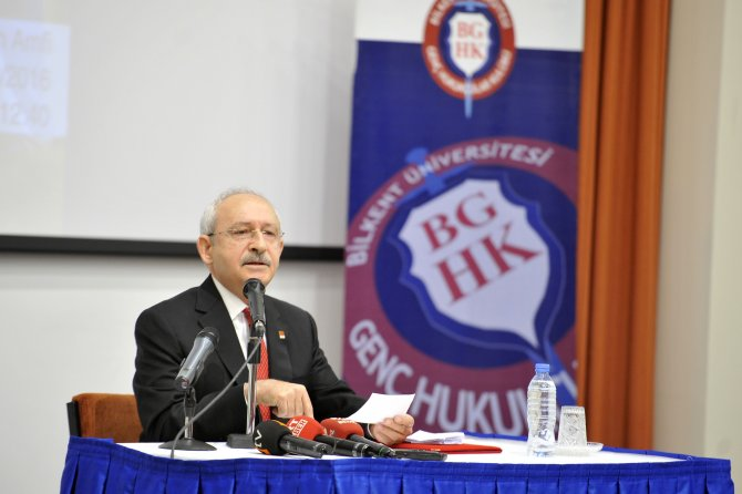 Kılıçdaroğlu: Zerrab'ın tutuklanması farklı bir tablo ortaya koyacak