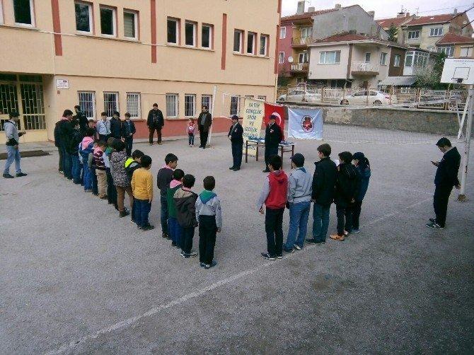 Aday İzciler İçin Yemin Töreni