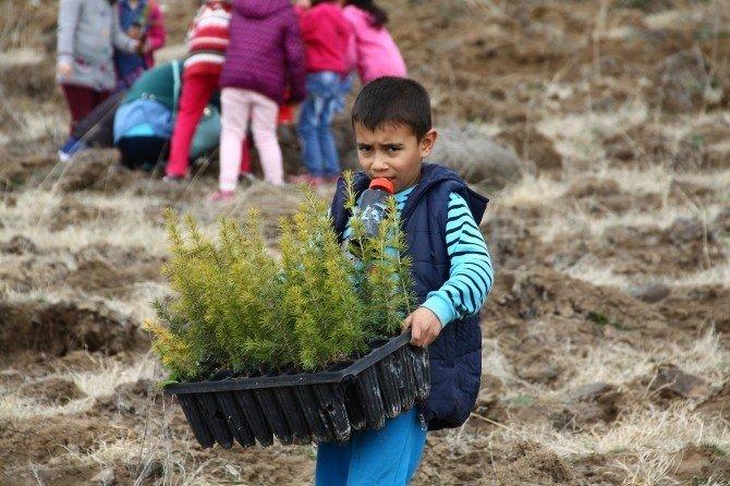 Küçüklerden Doğaya Büyük Katkı