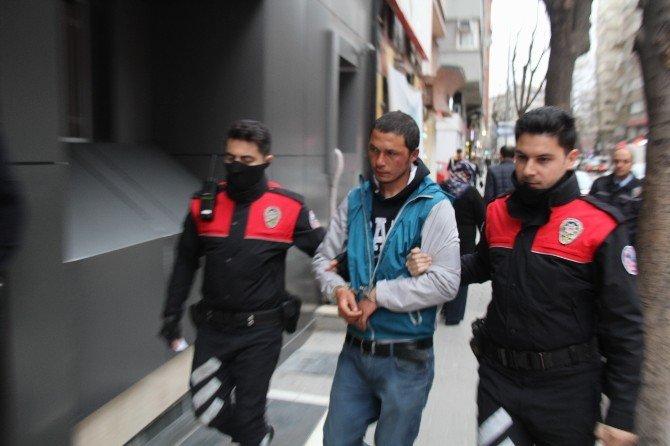 Eskişehir'de Taciz İddiasıyla 1 Kişi Gözaltına Alındı