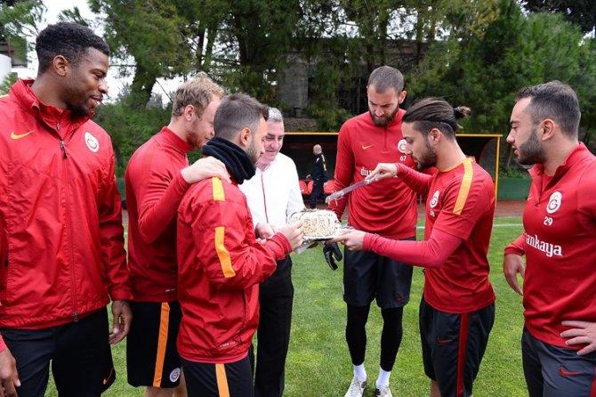 Galatasaray'da Eskişehirspor hazırlıkları sürüyor