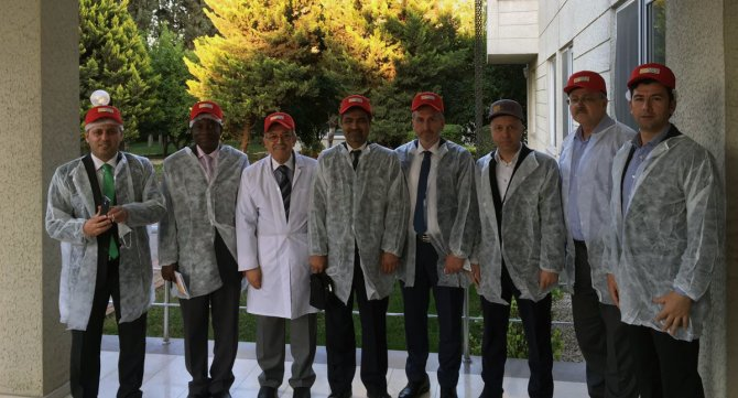 Gana, Adana'dan 1 milyon ton sıvı yağ alacak