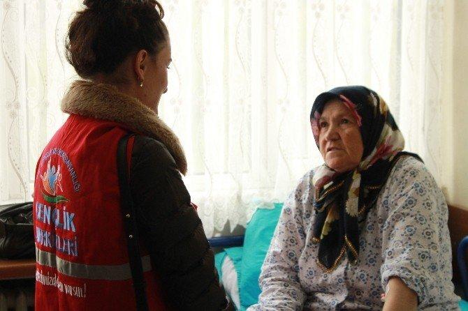 Zonguldak Gençlik Merkezinden Anlamlı Ziyaret