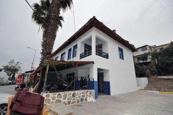 Güllük UMKE Binası Hazır