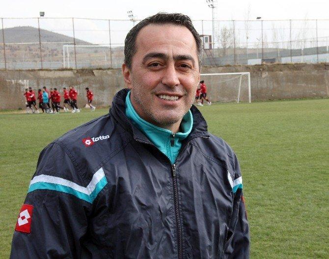Elazığspor'da, Samsunspor Maçı Hazırlıkları Başladı