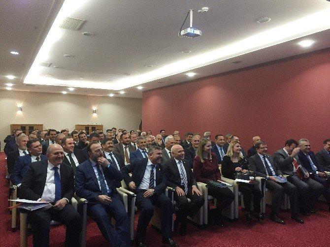 Özhaseki, AK Parti Yerel Yönetim Başkanları'na Seslendi!