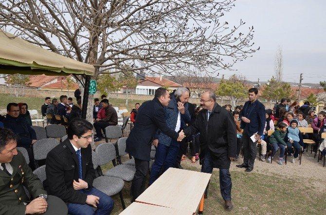 Bünyan'da Nevruz Coşkusu Yaşandı