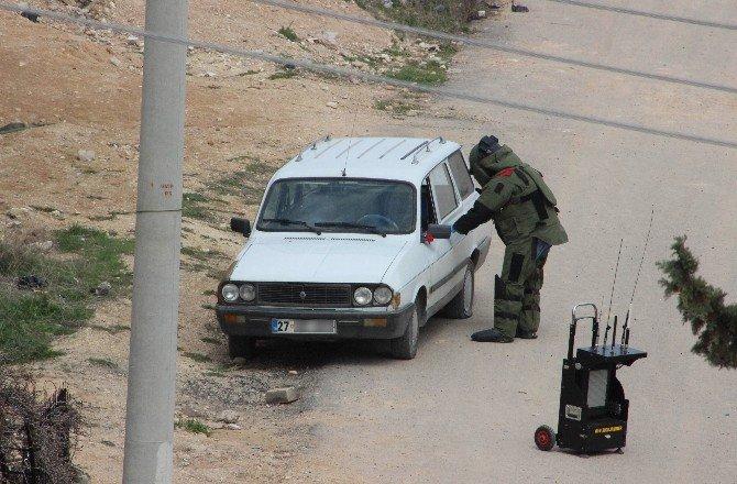 Çalıntı Otomobille İlgili 3 Kişi Tutuklandı