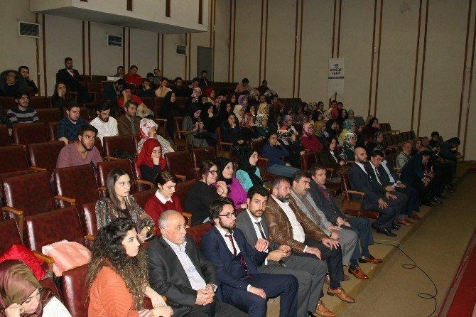 """KTÜ'de """"Kar Amacı Gütmeyen Toplulukların Tanıtımı' Toplantısı"""