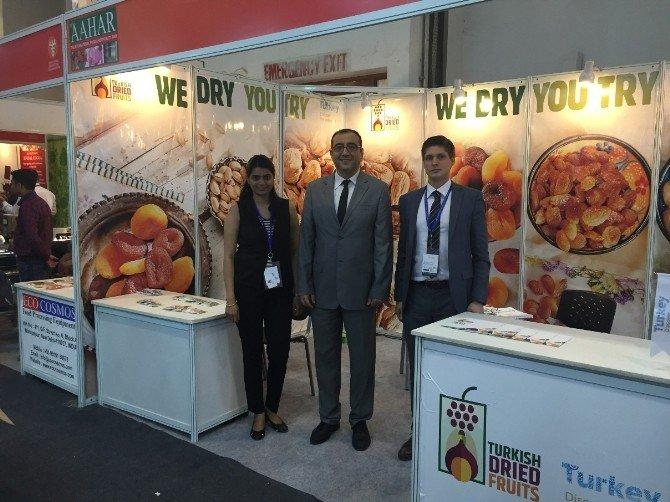 Türk Kuru Meyveleri Hindistan Yolculuğuna Çıkıyor
