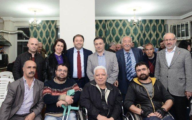Kardeşlik Rüzgarı Maltepe'den Esecek