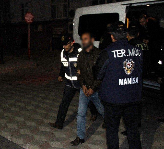 Manisa'da Terör Operasyonu