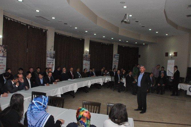 Eğitim Bir-sen Yönetimi Toplandı
