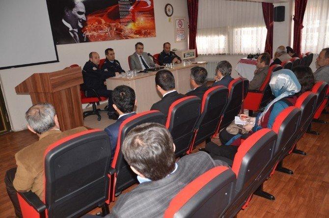 Osmancık'ta Güvenlik Danışma Kurulu Toplantısı Yapıldı