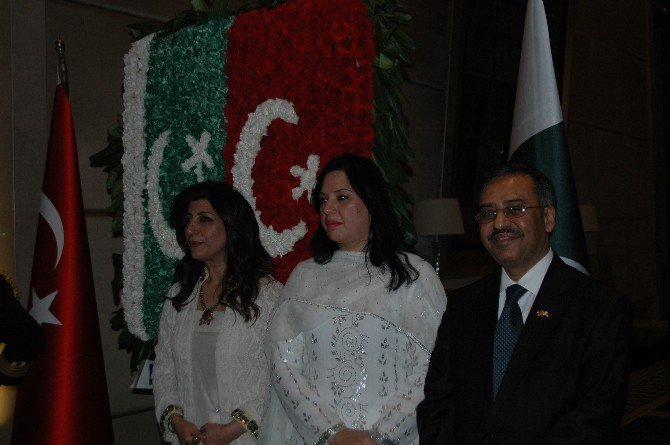 Pakistan Milli Günü Resepsiyonu