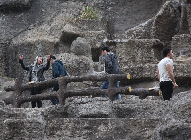 Araplar'dan Sonra İranlılar'ın Da Tatil İçin Tercihi Doğu Karadeniz Oldu