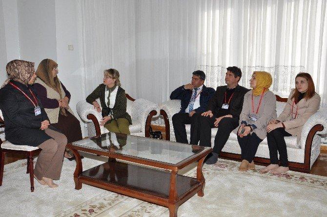 Şahinbey Belediyesi Halka İlişkiler Ekibinden Örnek Davranış