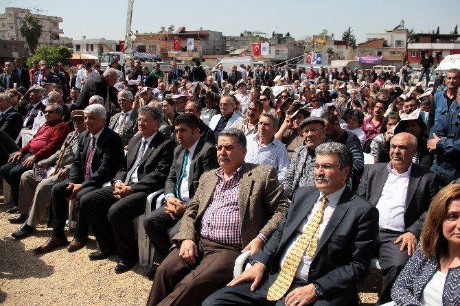 Seyhan Belediyesi'nden Dev Spor Tesisi