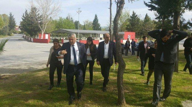 Şehit Polis Ayhan Kıymacı'nın Adı Parkta Yaşatılacak