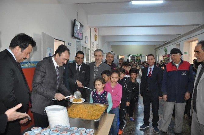 Birlik Mensucat İlkokulu'nda 'Nevruz Bayramı' Kutlandı