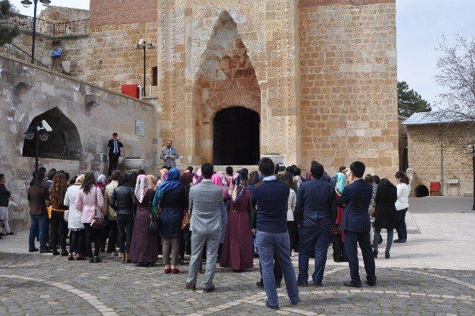 Stajyer Öğretmenler Eshab-ı Kehf'i Gezdi