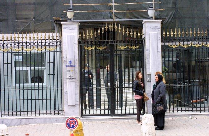 Belçika Başkonsolosluğu açıldı