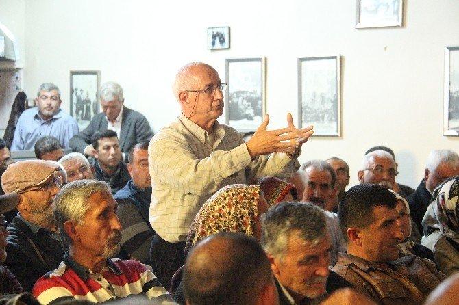 Bergama'da Kritik ÇED Toplantısı