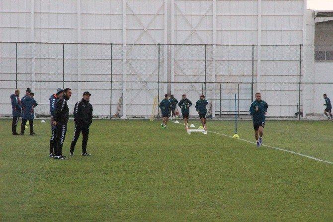 Torku Konyaspor Gençlerbirliği Maçı Hazırlıklarına Başladı