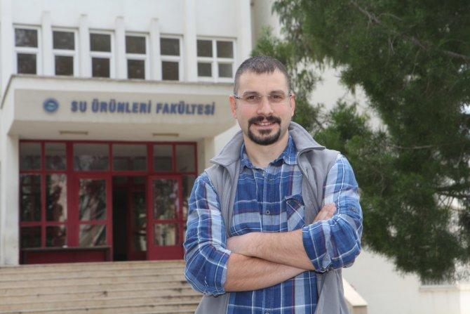 Çukurova Üniversiteli bilim insani Dr. Mavruk antarktika yolcusu