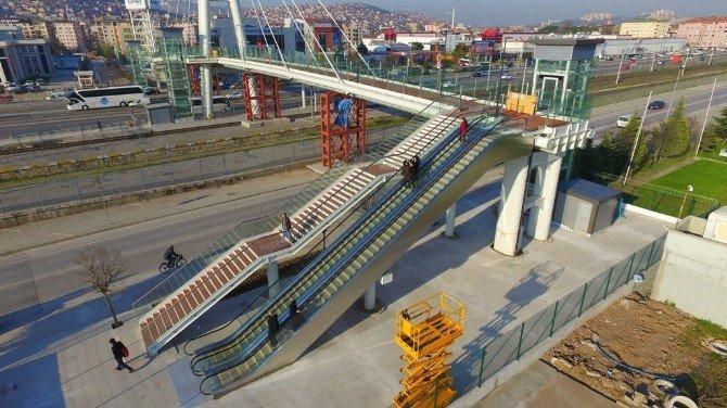 Valilik Yaya Köprüsü Tamamlandı