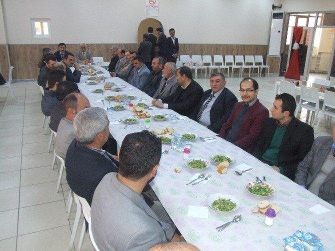 Yerköy Belediye Başkanı Ağaoğlu İmamlarla Buluştu