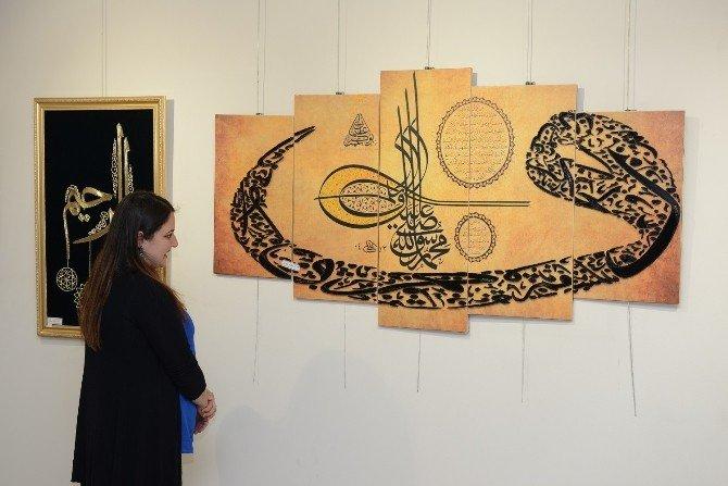 Göz Nuru Sanatlar Yıldırım'da Hayat Buluyor