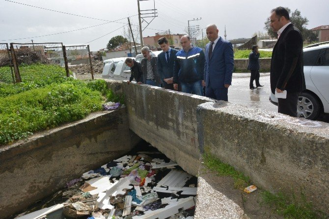 Fevzi Çakmak'taki Kanal Temizlenecek