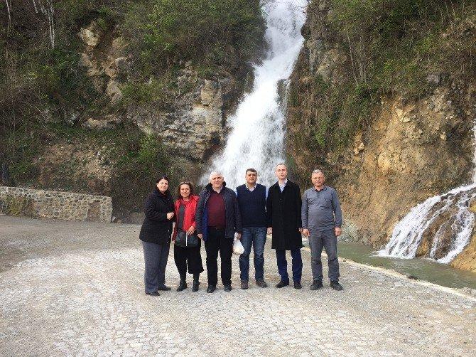 Giresun'da Yeni Turizm Noktası Yedi Değirmenler Olacak