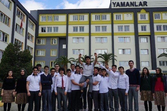YGS-4 Alanı Birincisi İzmir'den