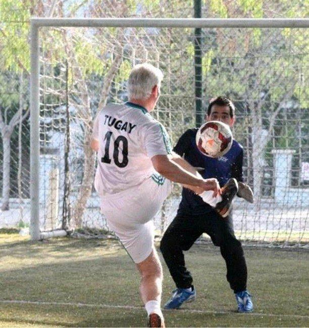 Aosb Ligi'nde Grup Maçları Tamamlandı