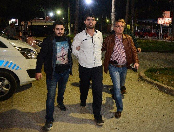 Mehmet Işıkoğlu Cinayetinin Zanlıları Adliyeye Sevk Edildi
