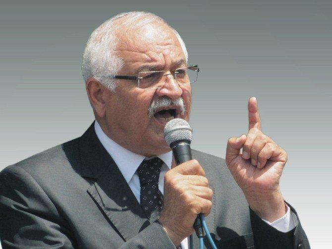 AK Parti Gaziantep Milletvekili Erdoğan: