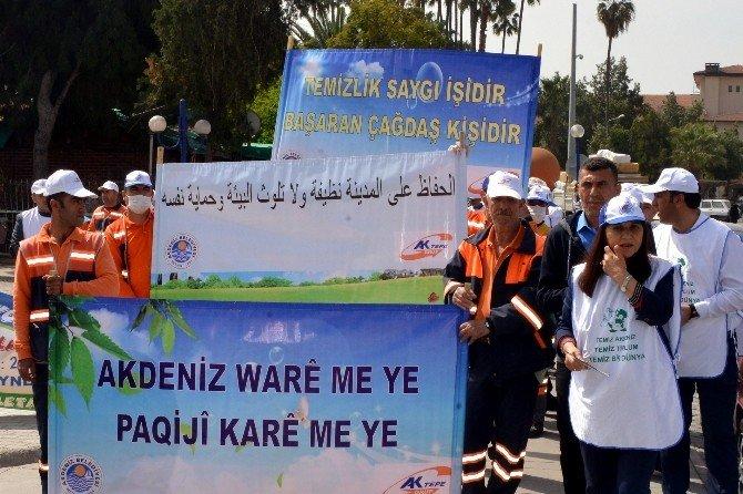 Akdeniz'de Geleneksel Temizlik Kampanyası Başladı